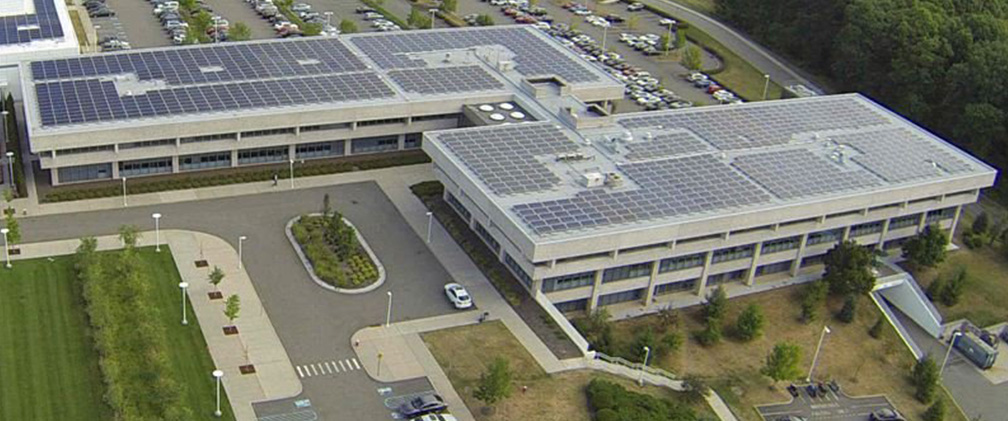 BMW On-site Solar Energy