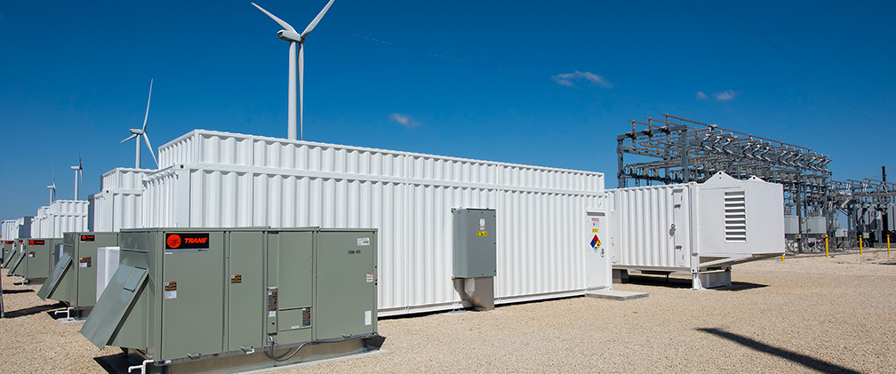Lee DeKalb Energy Storage Project