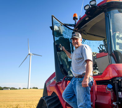 Minnesota Mower Wind Energy Center