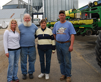 Landowners Partners: Halverson Family