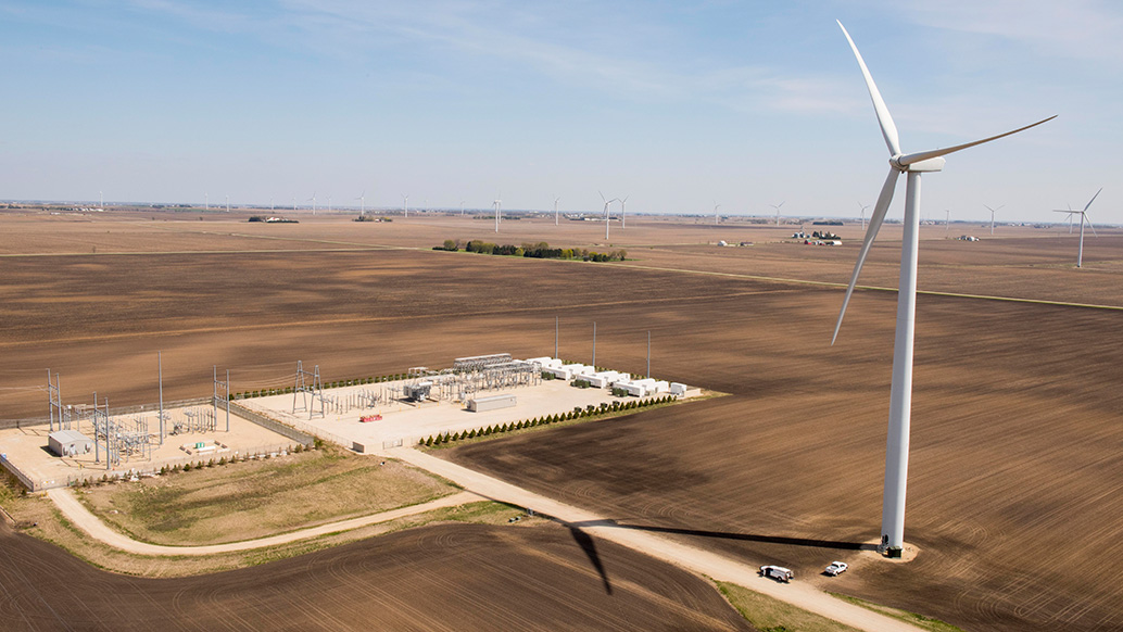 Lee DeKalb Energy Storage Center