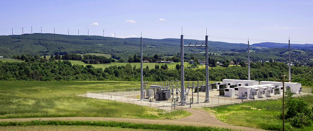 NextEra Energy Resources Energy Storage Center in Meyersdale, PA