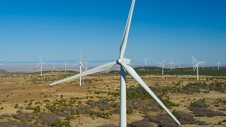 Red Mesa Wind Energy Center - Cibola County, NM