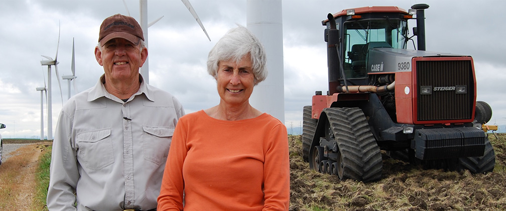Renewable Energy Partners - Frankie and Alan Freese