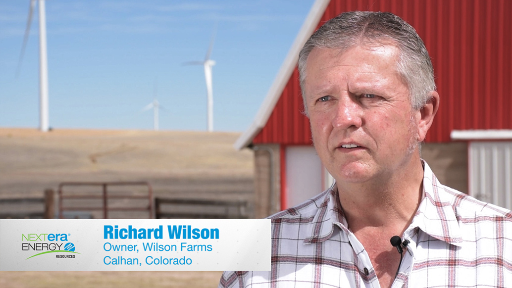 Rich Wilson – Owner, Wilson Farms in Calhan, Colorado