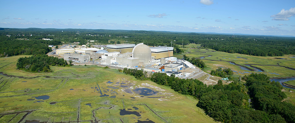 Land conservation in Seabrook Nuclear Power Plant